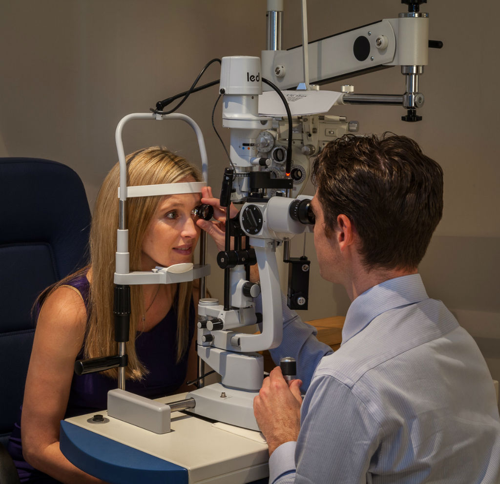 Examination of the retina and vitreous is essential as part of a comprehensive ophthalmic examination